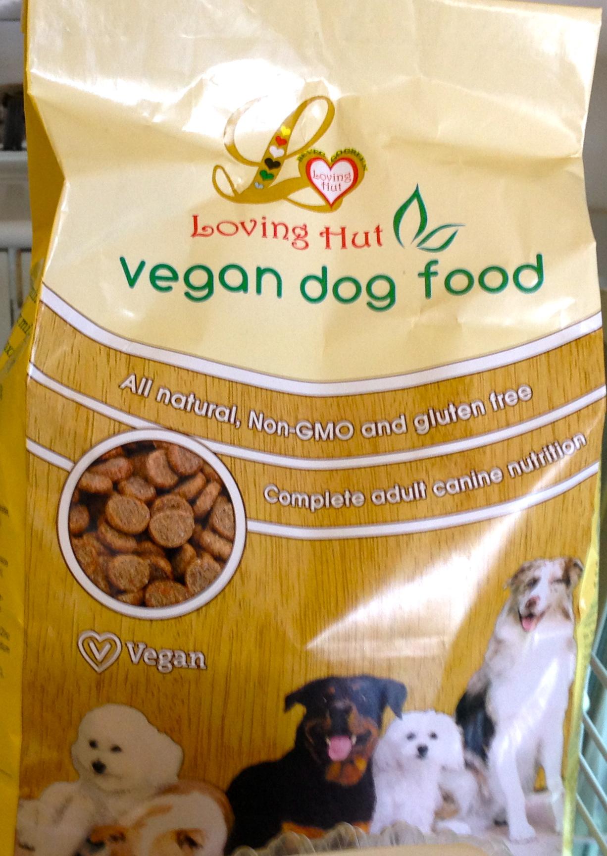 Vegan dog food archives the fussy fork loving hut dog food forumfinder Gallery